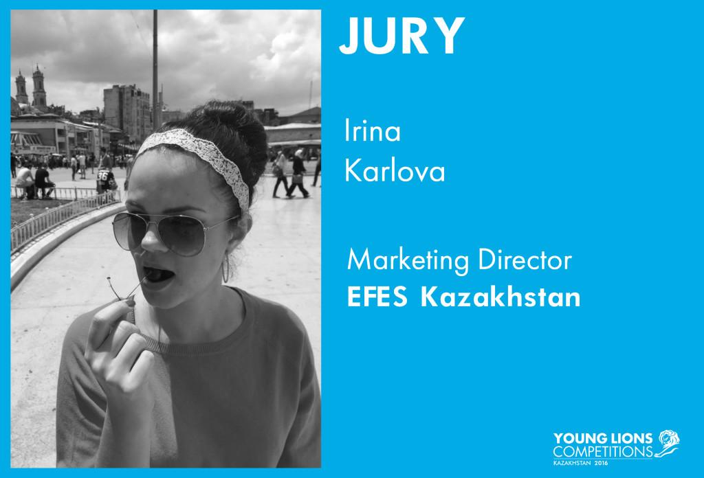 Irina Jury